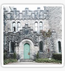 GlenVeagh Castle - Nothern Ireland  Sticker
