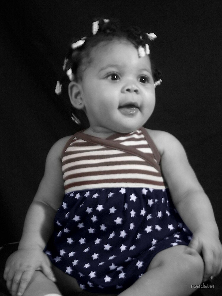 flag dress by roadster