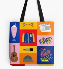 Milkshakes at Pop's? Tote Bag