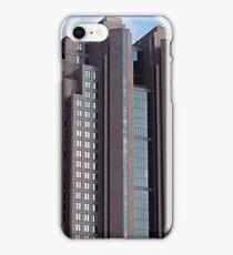 Buildings of Denver Colorado iPhone Case/Skin