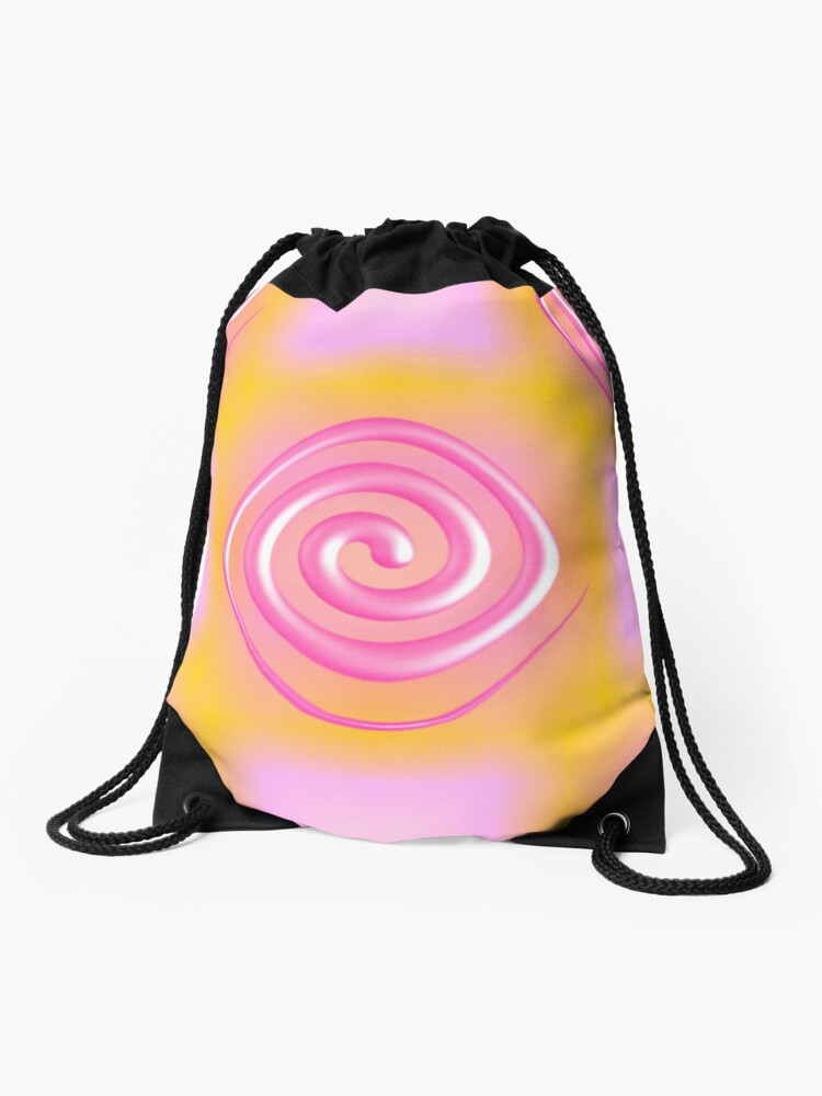 Coraline 1 Drawstring Bag By Meowcaster Redbubble