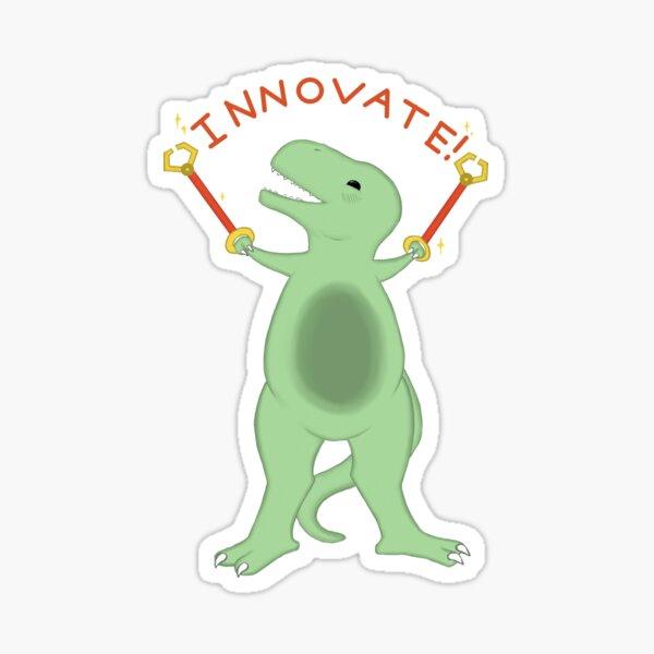 TRex Innovation! Sticker