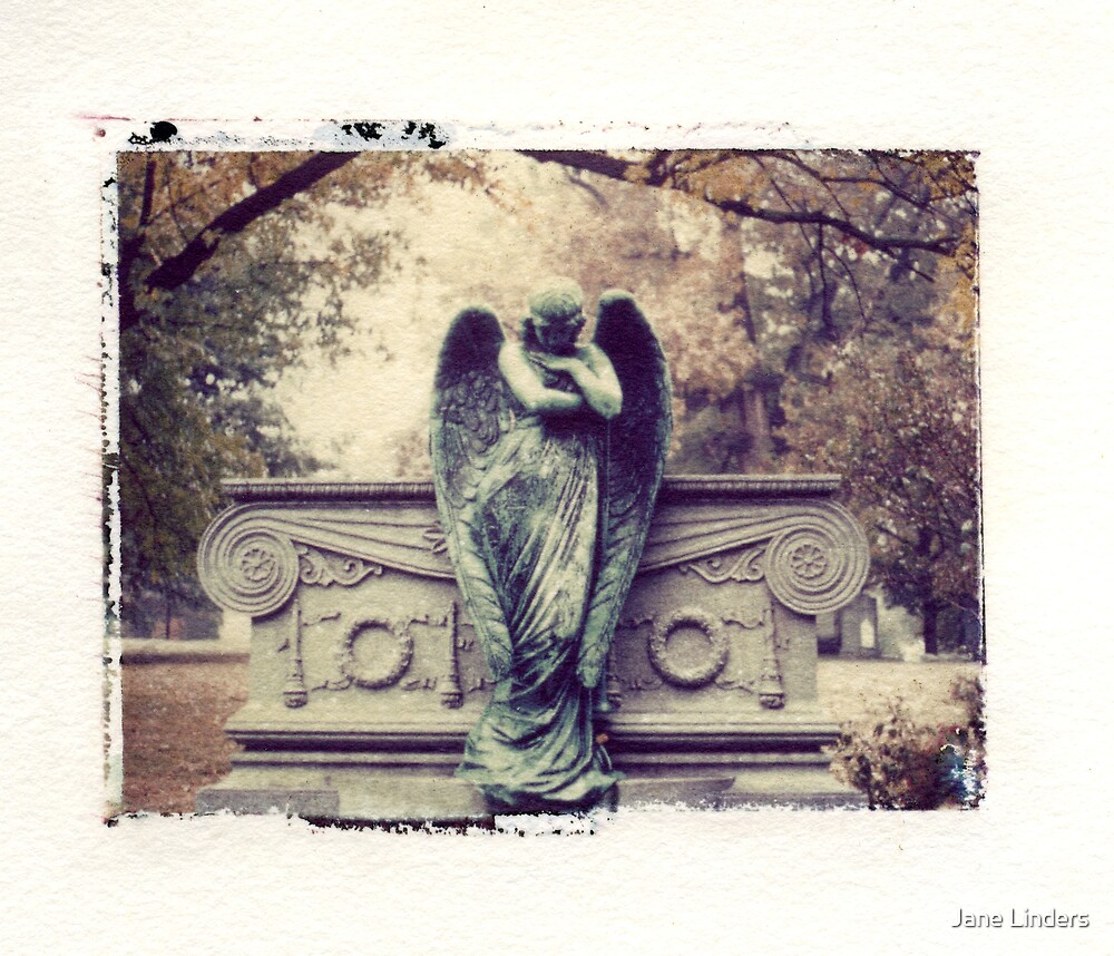 Angel Architecture by Jane Linders