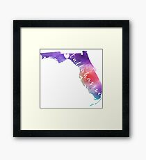Tallahassee Framed Print