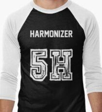Camiseta ¾ bicolor para hombre Harmonizer '5H (B)
