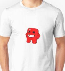 Super Meat Boy is Tough Unisex T-Shirt
