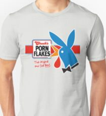 Porn Flakes Unisex T-Shirt