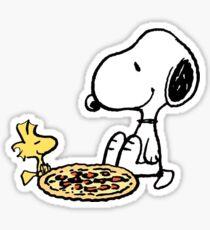 The Peanuts - Snoopy Sticker
