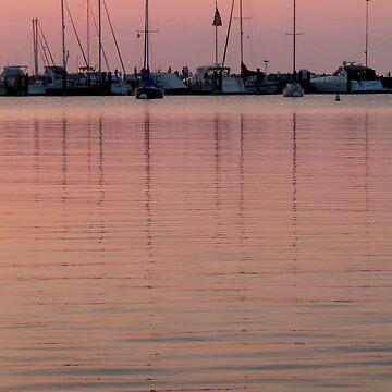 Fish Creek Harbor by KarissaSartell