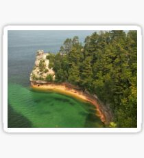 Pictured Rocks National Lakeshore Sticker