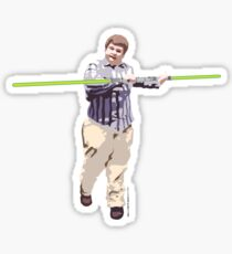 Star Wars Kid Sticker