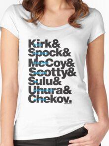 jet trek - ToBoldlyRock! Women's Fitted Scoop T-Shirt
