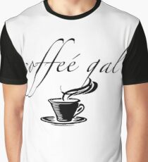 The Coffeenoisseur Graphic T-Shirt