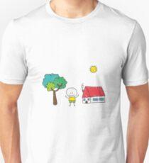 Cute Vector Design Unisex T-Shirt