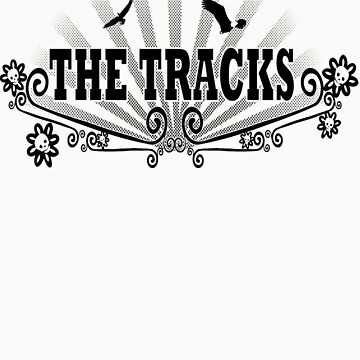 Tracks T black by stevyweevy