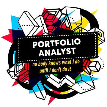 PORTFOLIO ANALYST by thingtimo