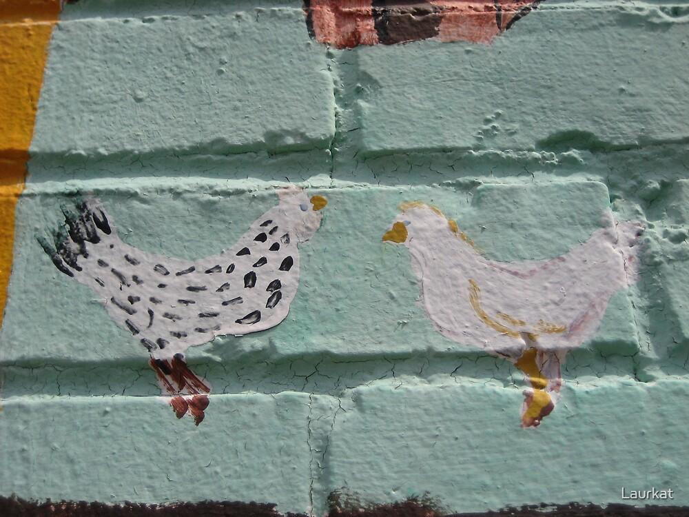 ellijay mural by Laurkat
