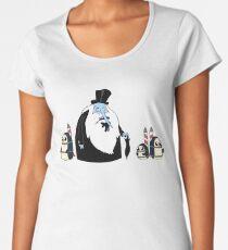 Ice King Crossover Penguin Women's Premium T-Shirt