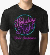 Girls' Generation (SNSD) 'Holiday Night' Tri-blend T-Shirt