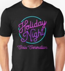 Girls' Generation (SNSD) 'Holiday Night' T-Shirt