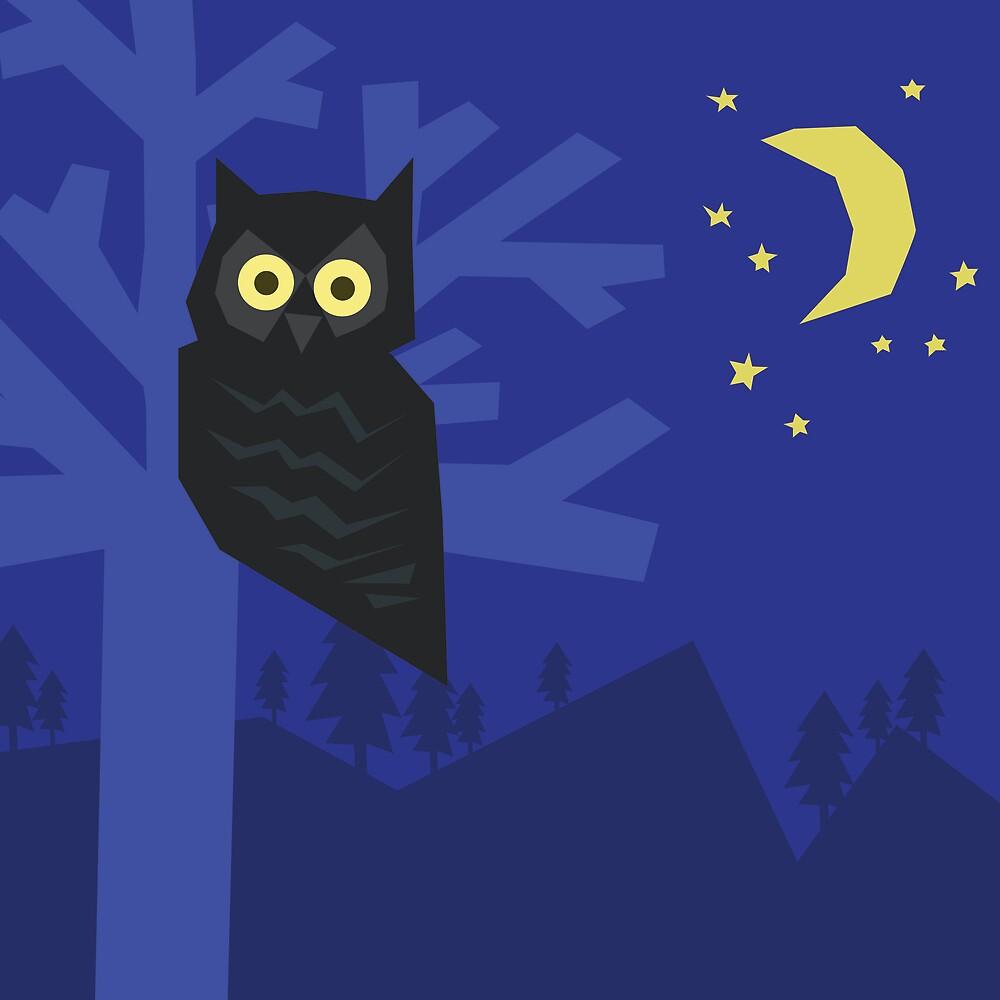 Night Owl by lollytree