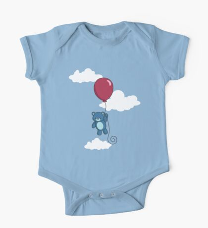 Teddy on Balloon big Kids Clothes