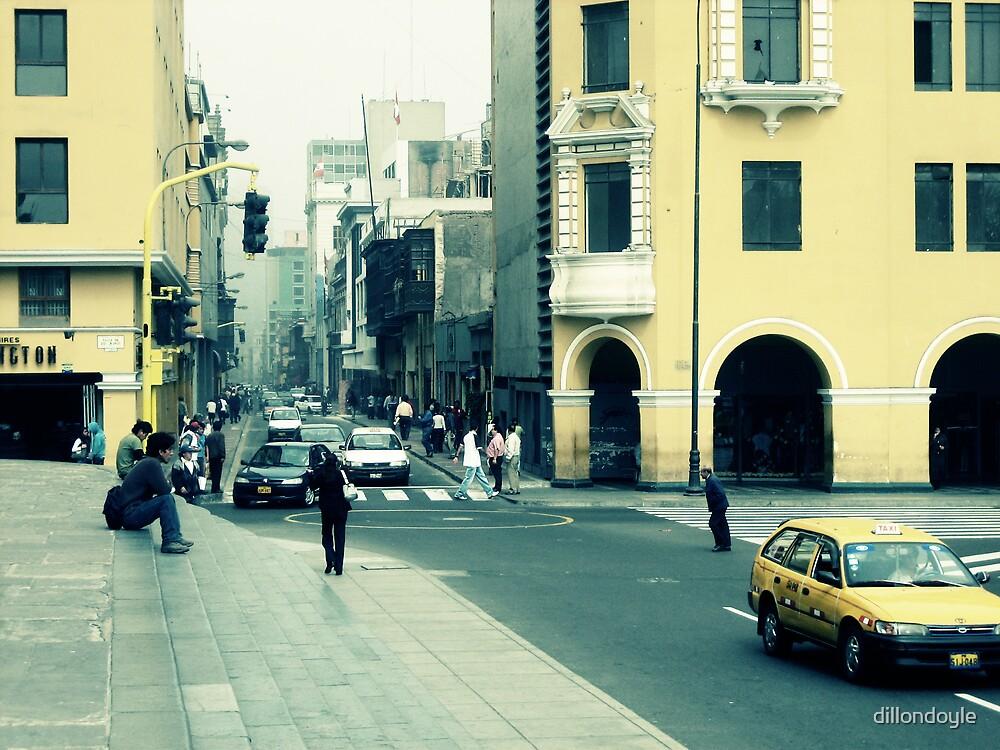 Peru Street - 2 by dillondoyle