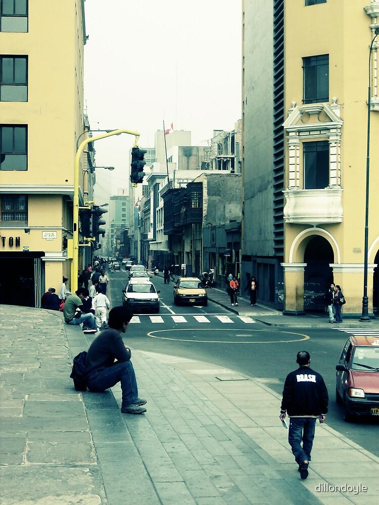 Peru Street - 3 by dillondoyle