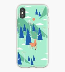 Back to Nature - Pattern Coque et skin iPhone