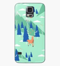 Back to Nature - Pattern Coque et skin Samsung Galaxy