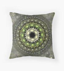 Cosmic Eye Throw Pillow