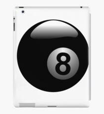 For all the 8 balls in this world...Show your stuff! iPad Case/Skin