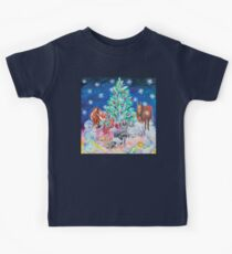 Vegan Christmas party Kids Clothes
