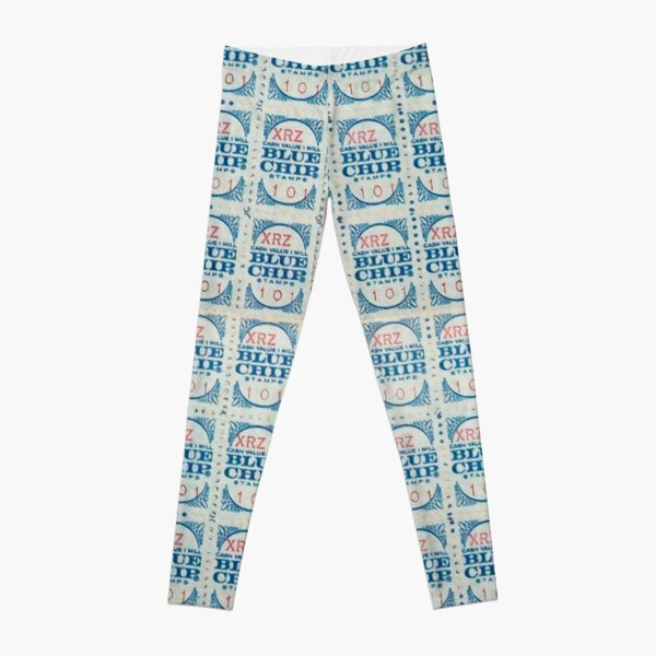 Blue Chip Stamps Leggings