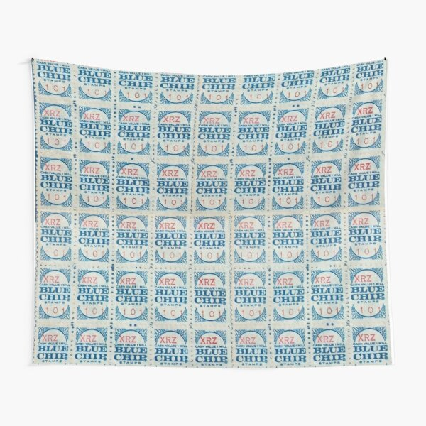 Blue Chip Stamps Tapestry