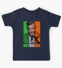 Conor Mcgregor Notorious Kids Clothes