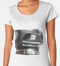 Nikon EM Pentaprism  Women's Premium T-Shirt