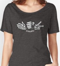 Paper Rock Scissors Women's Relaxed Fit T-Shirt