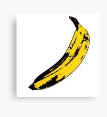Warhol Banana Canvas Print