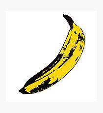 Warhol Banana Photographic Print