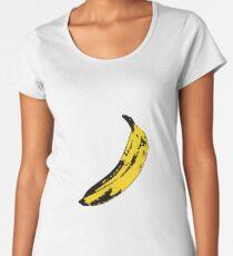 Warhol Banana Women's Premium T-Shirt