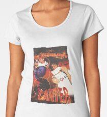 PLAYFUL CARTER Women's Premium T-Shirt