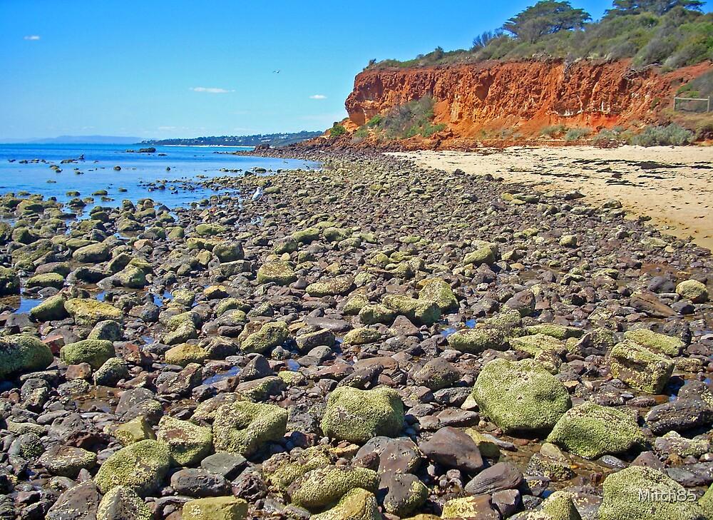 Rocky Cliffs by Mitch85