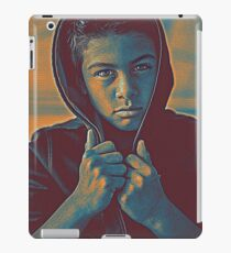 Thoughtful youth 11 iPad Case/Skin