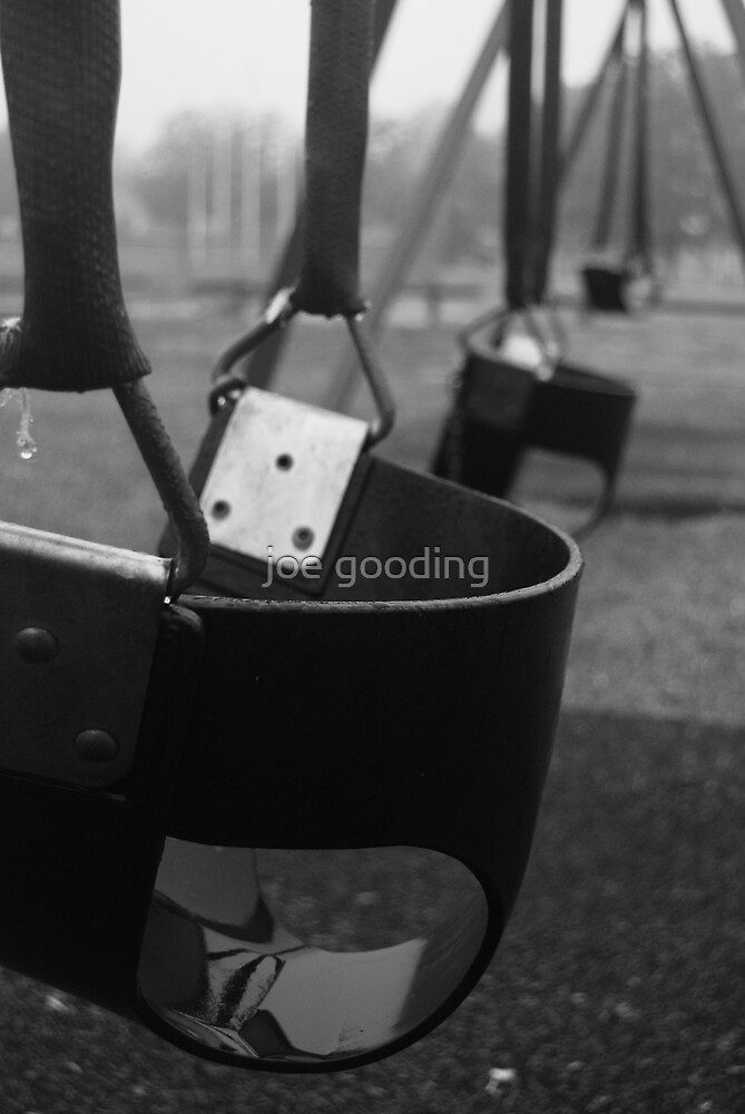 too early for swings... by joe gooding