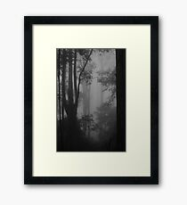 invisible giants Framed Print