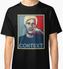 Official CONTEXT MATTERS T-Shirt :: PewDiePie © :: Limited Edition Classic T-Shirt