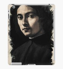 Young Faces from the past Series by Adam Asar, No 11 iPad Case/Skin