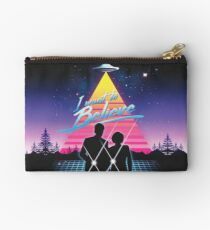 I Want To Believe Studio Pouch