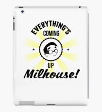 Everything's Coming up Milhouse - Face iPad Case/Skin
